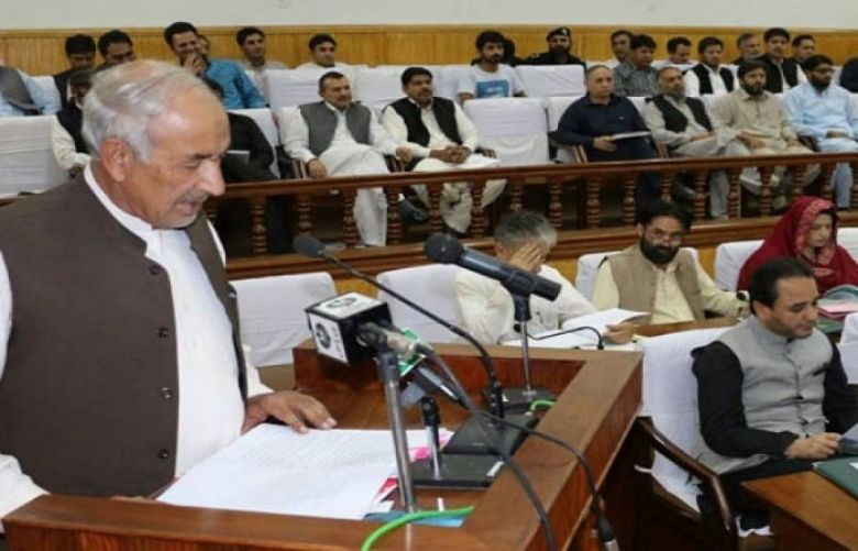 Gilgit Baltistan govt unveils over Rs54b outlay budget