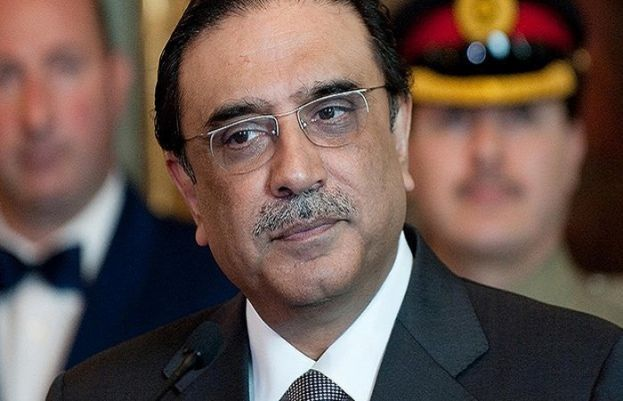 Court issues bailable arrest warrant for Asif Zardari