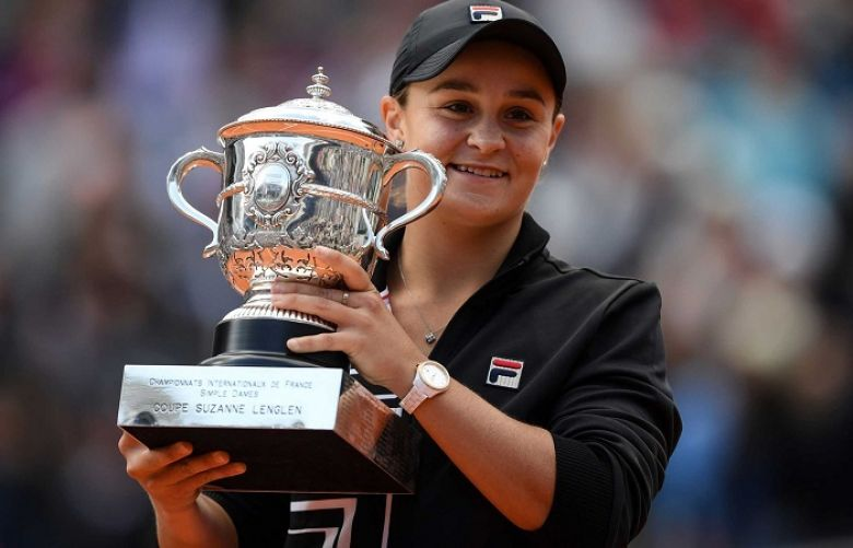 World No.1 Barty hopes 2020 will be golden year