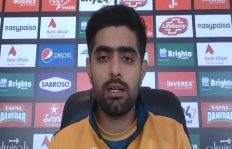 Babar Azam blames bowlers for loss in second T20