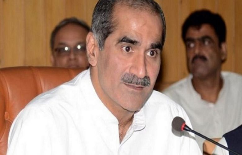 The outspoken and senior PML-N leader Khawaja Saad Rafique