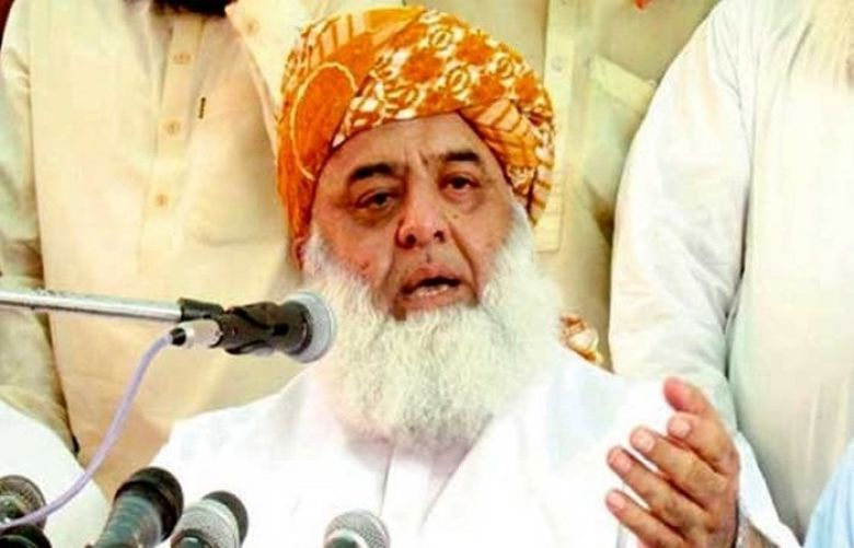 ECP rejects Fazl's demand for resignation of chief election commissioner