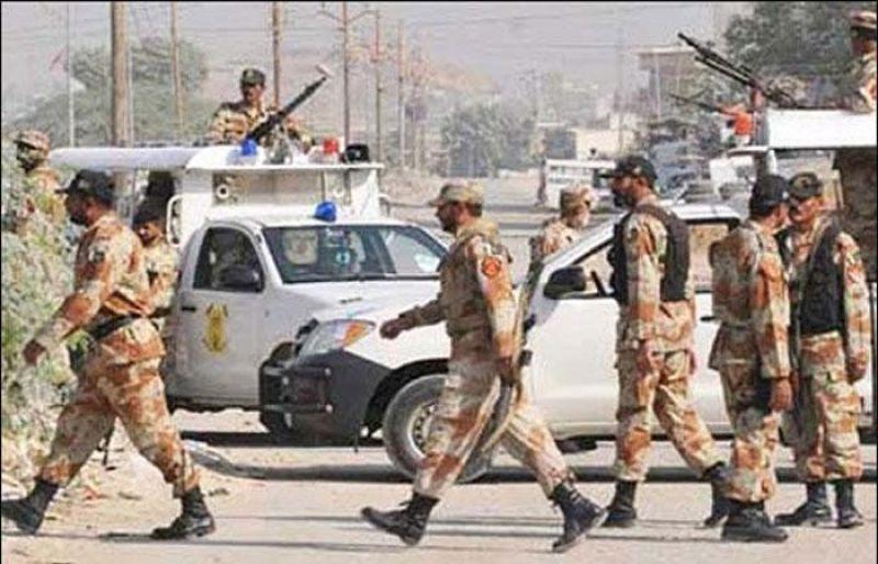 Three TTP militants arrested in karachi – SUCH TV