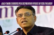 Asad Umar directs for implementation mechanism of KCR project