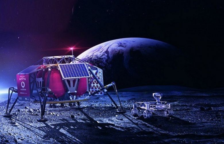 Moon to get first mobile phone network