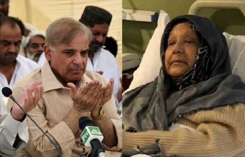 Shehbaz terms demise of Kulsoom Nawaz 'big loss' for family
