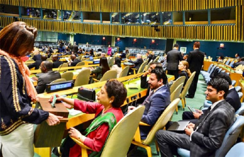 Pakistan elected to UN Economic and Social Council