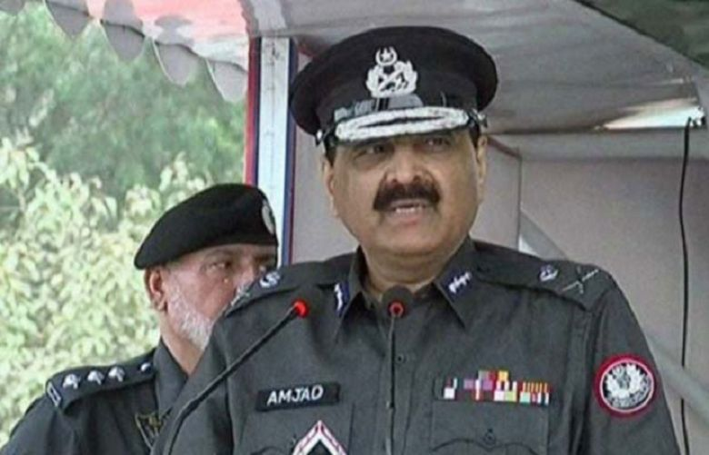 Joint security plan with rangers for election day: IG Sindh