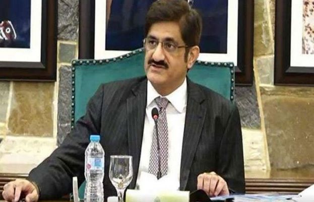 Sindh Chief Minister Murad Ali Shah