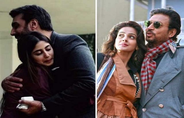 Sajal Aly's 'Mom' and Saba Qamar's 'Hindi Medium