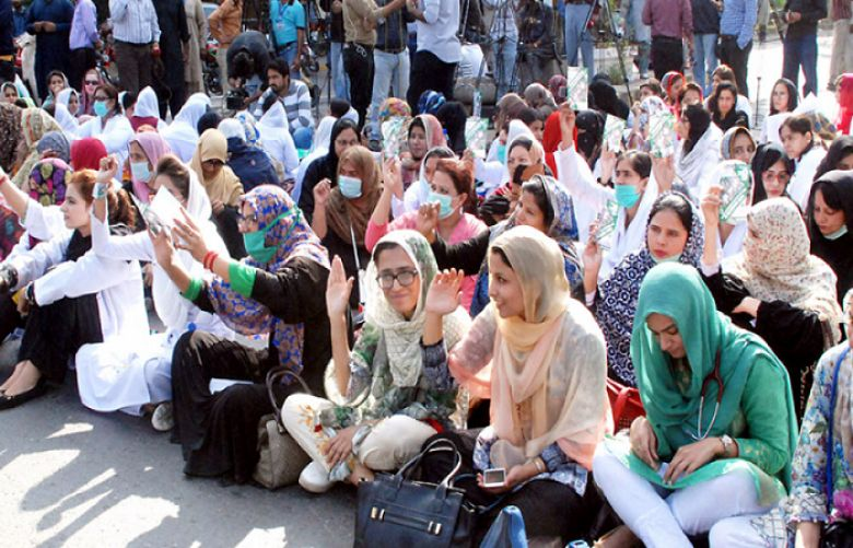 Doctors' strike enters into 10th day in Punjab