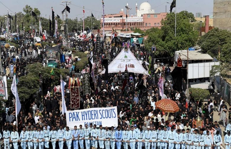 Pakistan observes 9th Muharram with solemnity and sanctity
