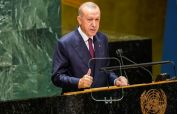 In General Assembly address, Erdogan urges settlement of Kashmir issue under UN resolutions