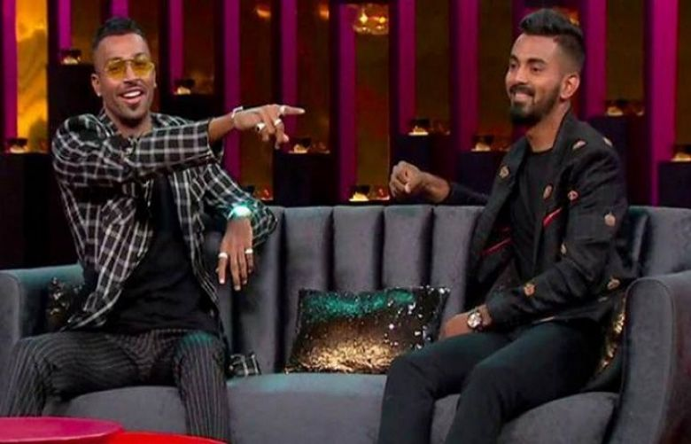 India cricketer Hardik Pandya and KL Rahul have been each ordered to pay 2 million rupees