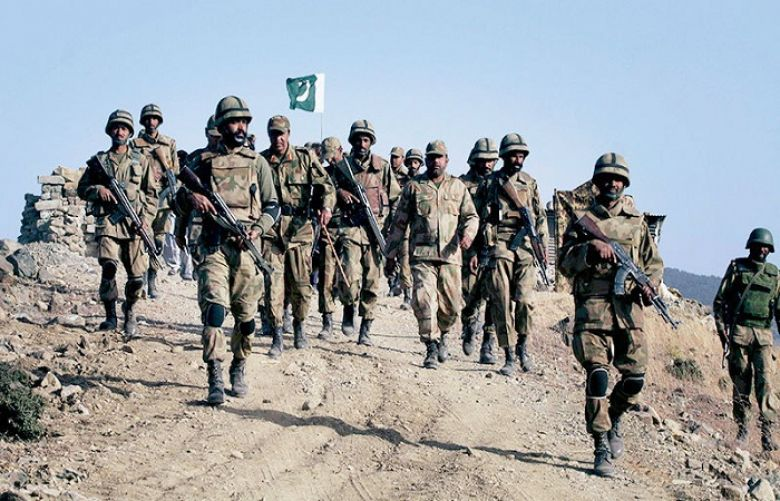 Pak Army rescue five people, ISPR
