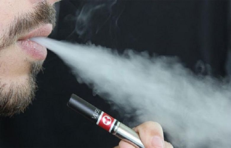 Vaping may boost pneumonia risk