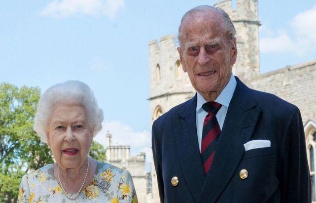 Prince Philip, husband of Queen Elizabeth