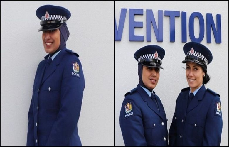Women police officers in New Zealand will now be able to wear a hijab