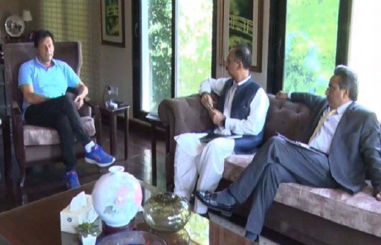 PM Imran directs for action against power, gas pilferers