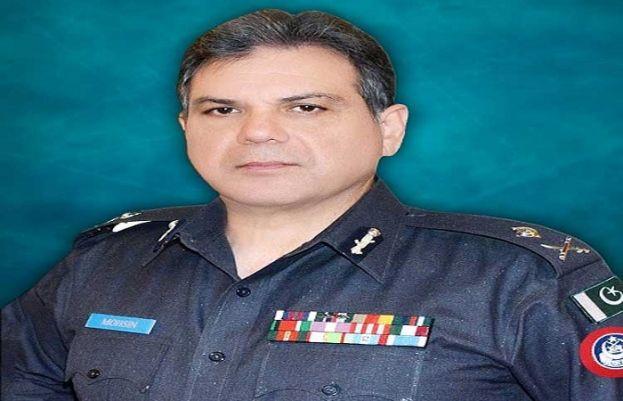 IGP Mohsin Hassan