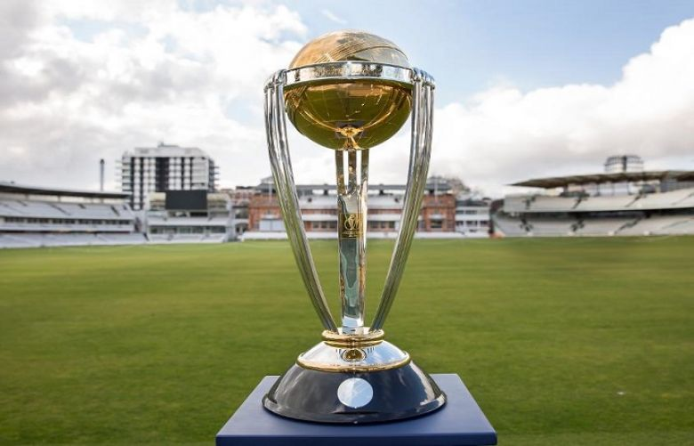 ICC World Cup Trophy Tour to Begin from Dubai