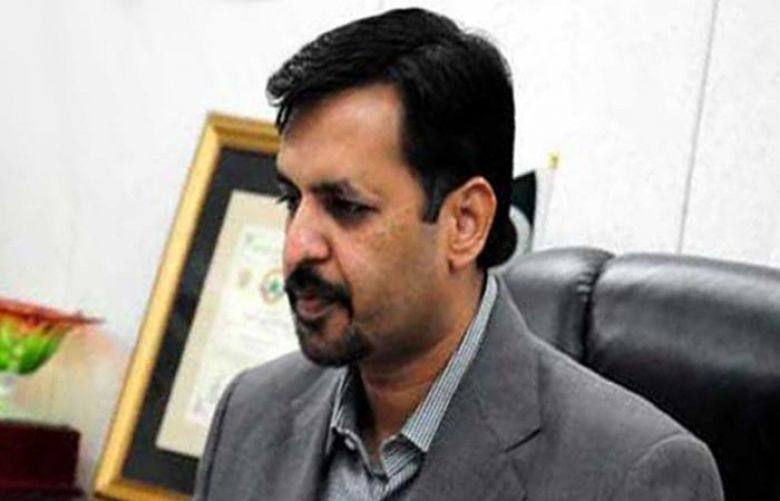 PSP Chairman Mustafa kamal indicted in illegal land allotment case