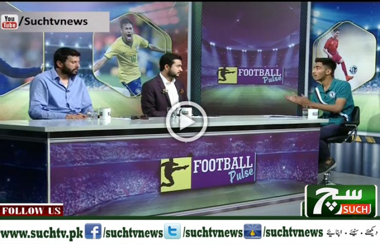 Football Pulse  13 October 2018