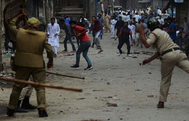 Police officer beaten to death in IoK