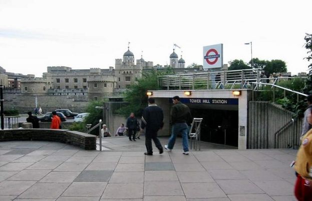 Five injured after explosion at London's Tower Hill Tube station