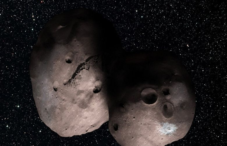 NASA Reveals VIDEO of Probe's Close Flyby of Asteroid on Solar System's Edge
