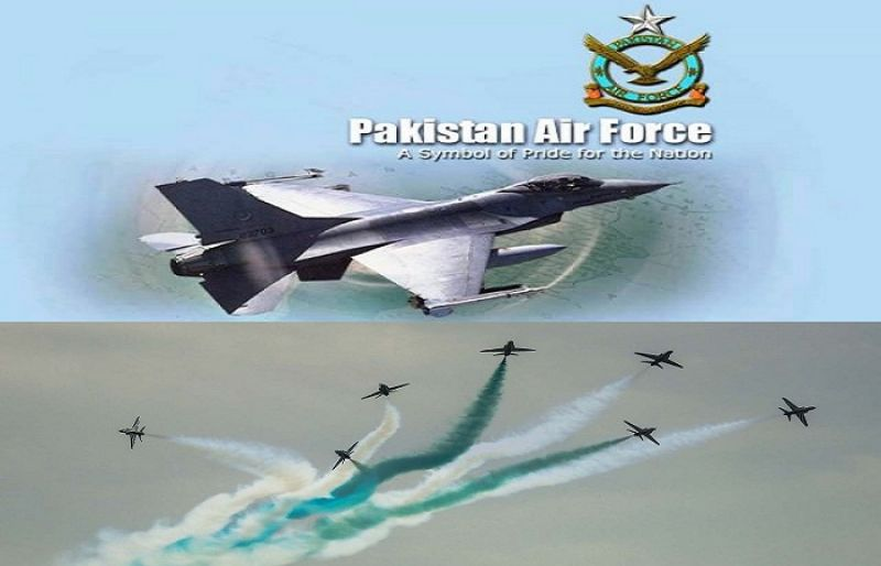 Nation pays tribute to PAF on Air Force Day today - SUCH TV