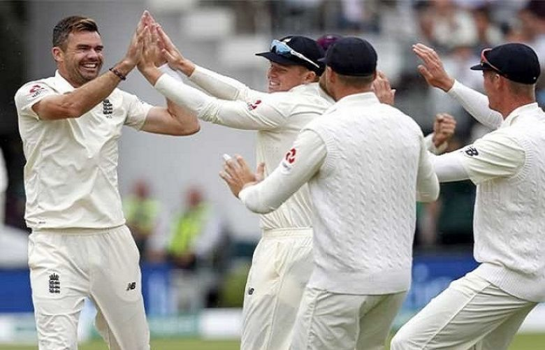 India vs England: James Anderson first bowler to take 100 Test wickets at Lord's