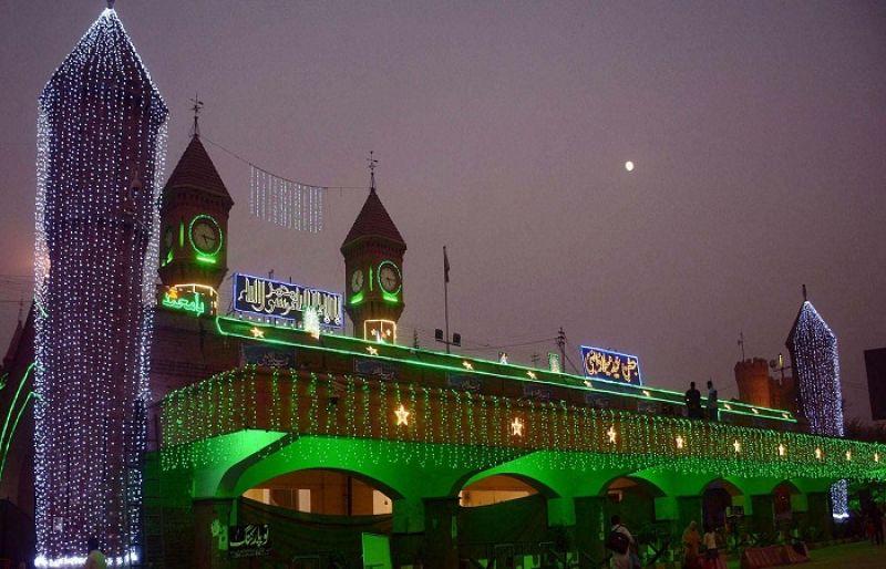 Nation celebrates Eid Milad-un-Nabi (PBUH) with religious