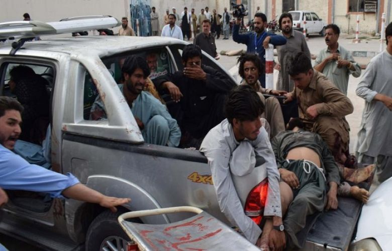 Two-day mourning announced in Balochistan over deadly Mastung blast