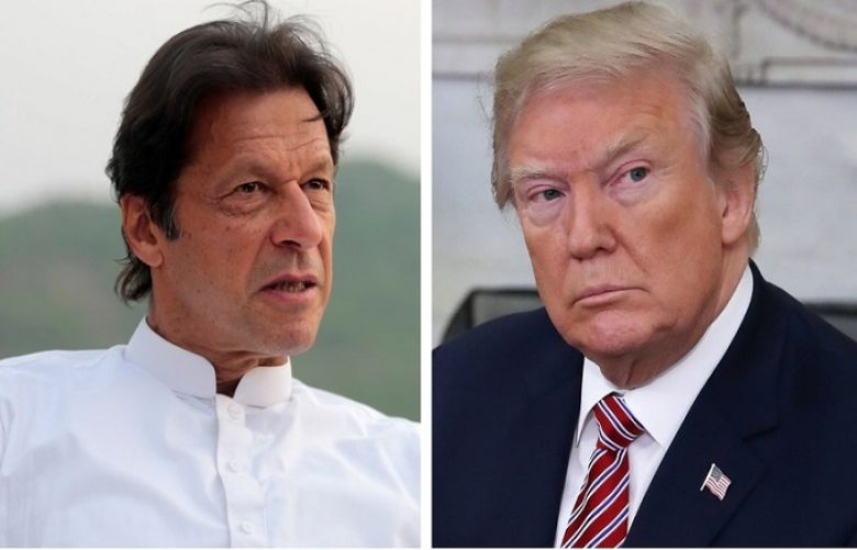 PM Imran tells US, Pakistan is not your 'hired gun' anymore