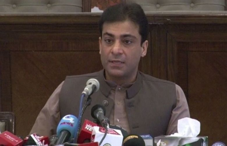 PML-N will form government in Punjab: Hamza Shehbaz
