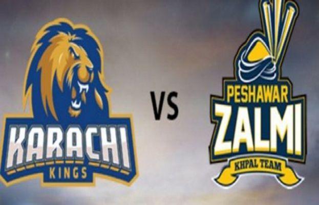 Karachi kings decides to bowl first against Peshawer zalmi