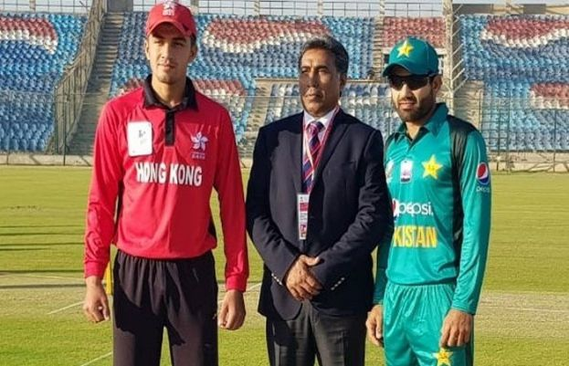Emerging Asia Cup: Pakistan sets total of 367 for Hong Kong to chase