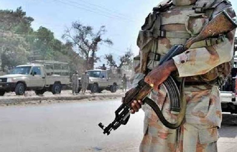 Six security personnel martyred four terrorists killed in Balochistan: ISPR