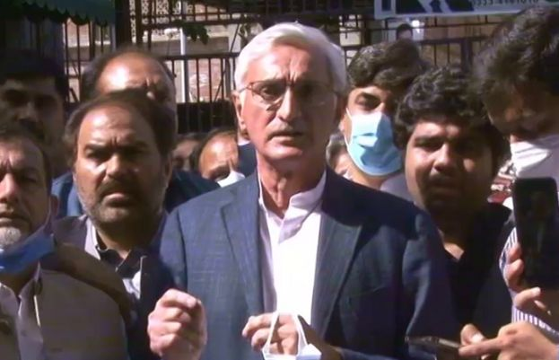 Separate group formed after Punjab govt's action against my supporters: Tareen