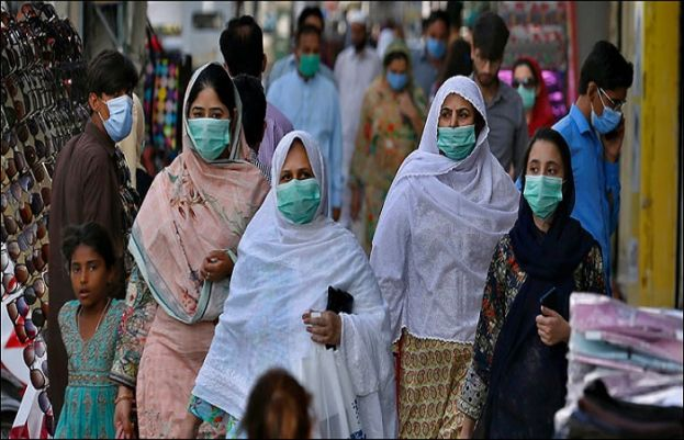 Pakistan reports less than 2,000 coronavirus cases in a single day