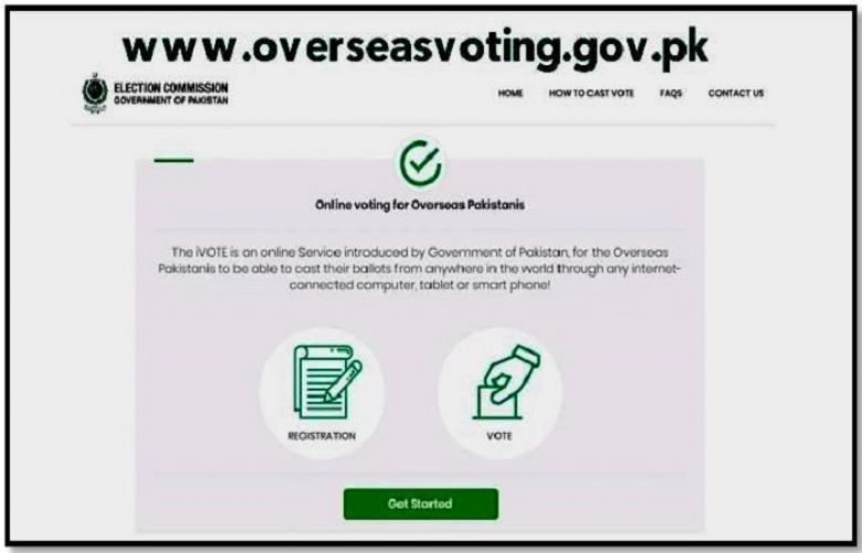 Election Commission asks overseas Pakistanis for registration by 15 September