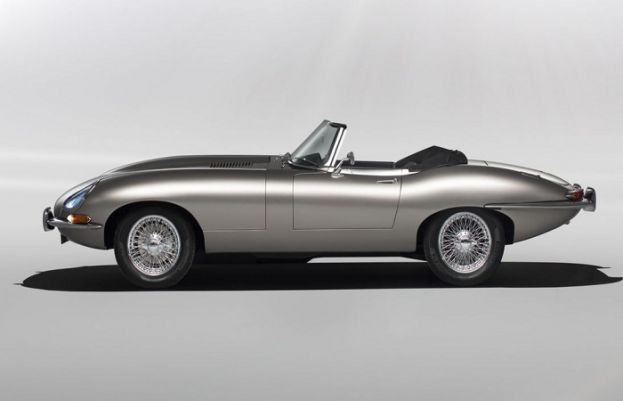 Electric version of Jaguar's classic E-type to go into production