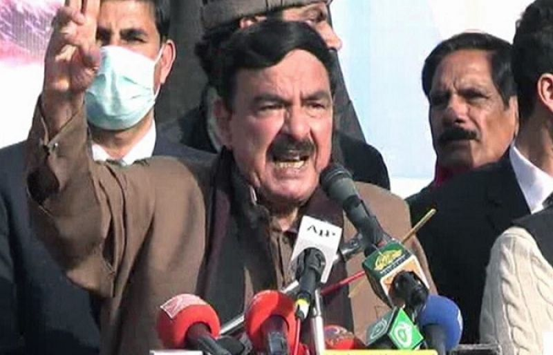All parties should sit together and decide Senate election votes: Sheikh Rasheed – SUCH TV