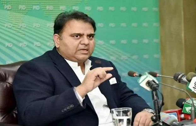 Minister for Information Fawad Hussain
