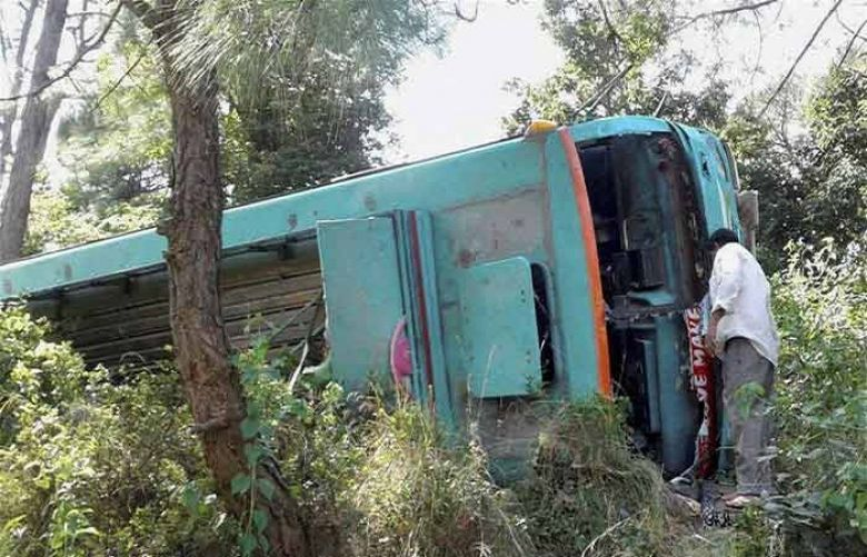 Kohistan bus incident kills 24 passengers, two injured
