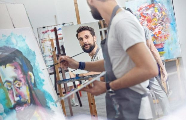 Creative people are 90 per cent more likely to get schizophrenia