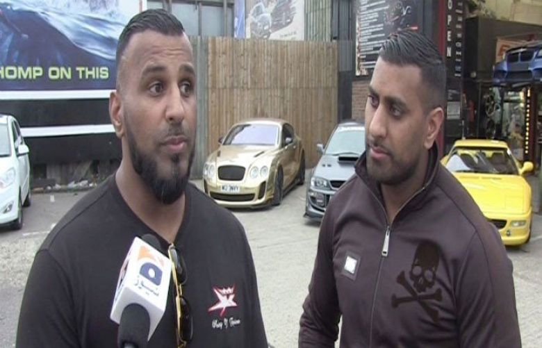 British-Pakistani car enthusiasts featured on BBC reality show