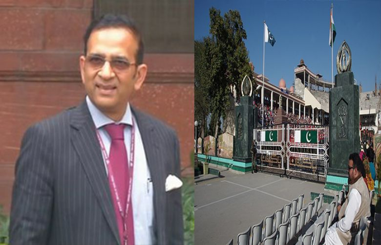Indian HC Ajay Bisaria expected to leave Pakistan