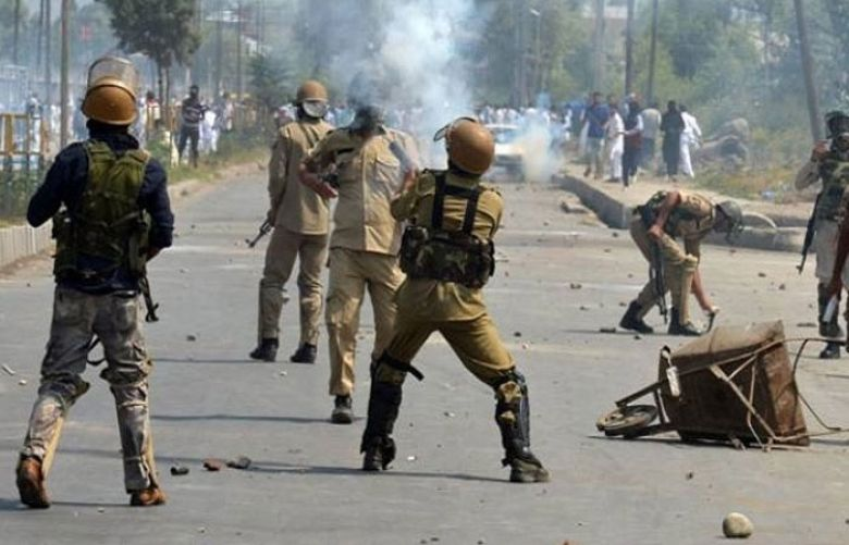 Indian troops martyred two more Kashmiri youth in Indian occupied Kashmir